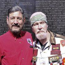 """Marine """"Three Times Dead""""<span>– Chuck R.</span>"""