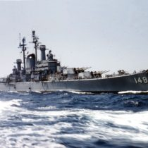 After USS Newport News Vietnam Cruise<span> &#8211; Ron A.</span>
