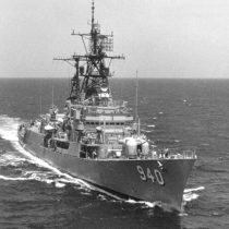 My time on the USS Manley <span> – Jack S. </span>